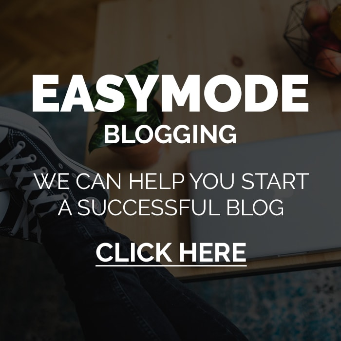 Easy Mode Blogging