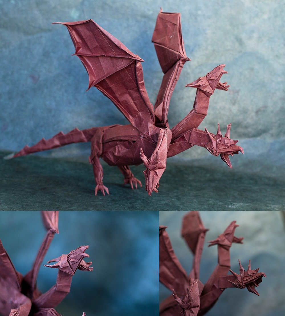 3-Headed Wyvern