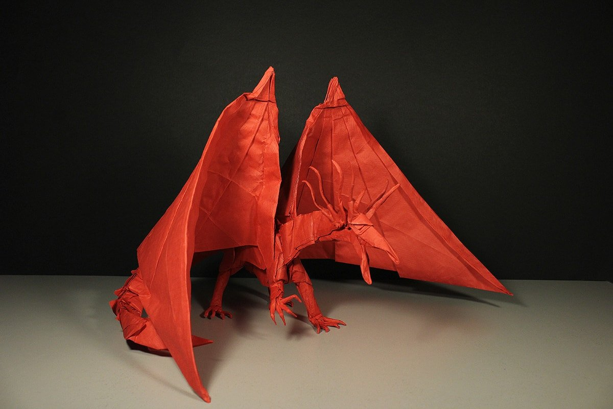 Satoshi Kamiya's Ancient Dragon