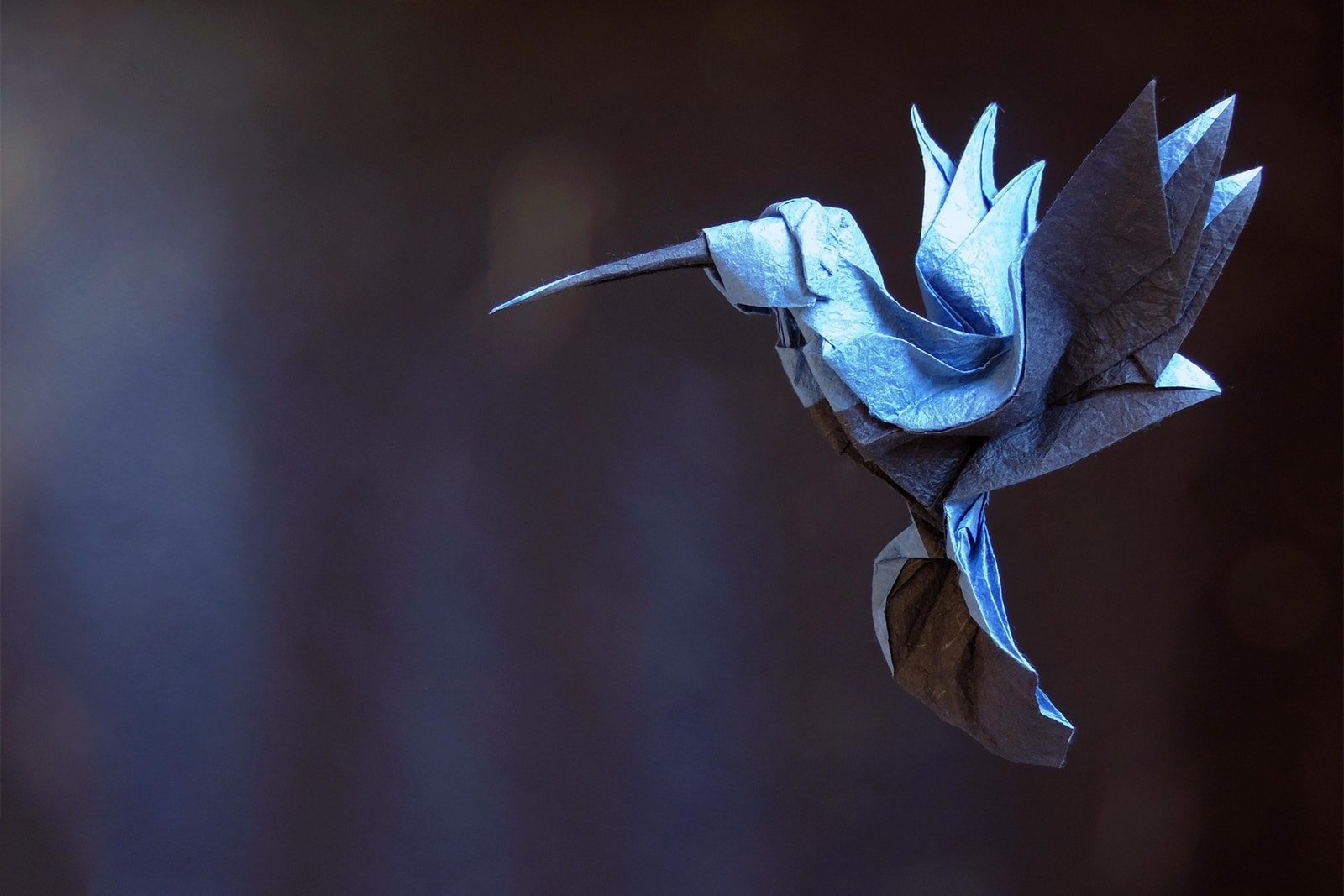 Im Talon You That All These Origami Birds Are Fantastic