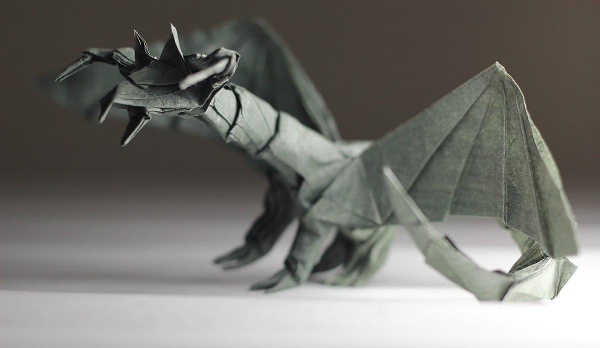 Tadashi Mori's Darkness Dragon