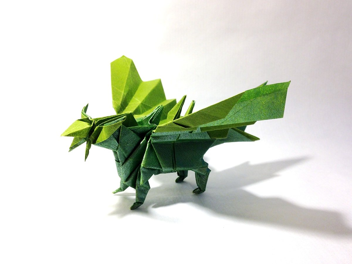 Dragon by Tetsuya Gotani