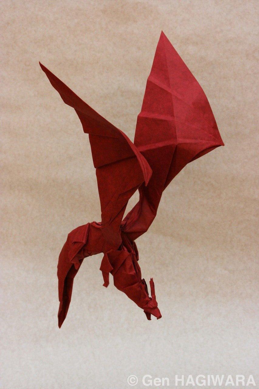 Gen Hagiwara's Dragon