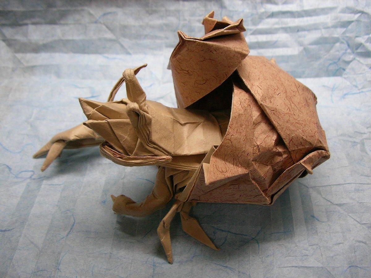 Satoshi Kamiya's Hermit Crab