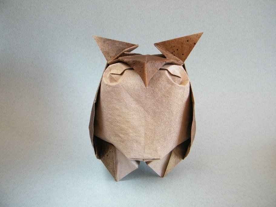 Craft & Chat - 3D Origami Owl Series - Kin On | 684x912