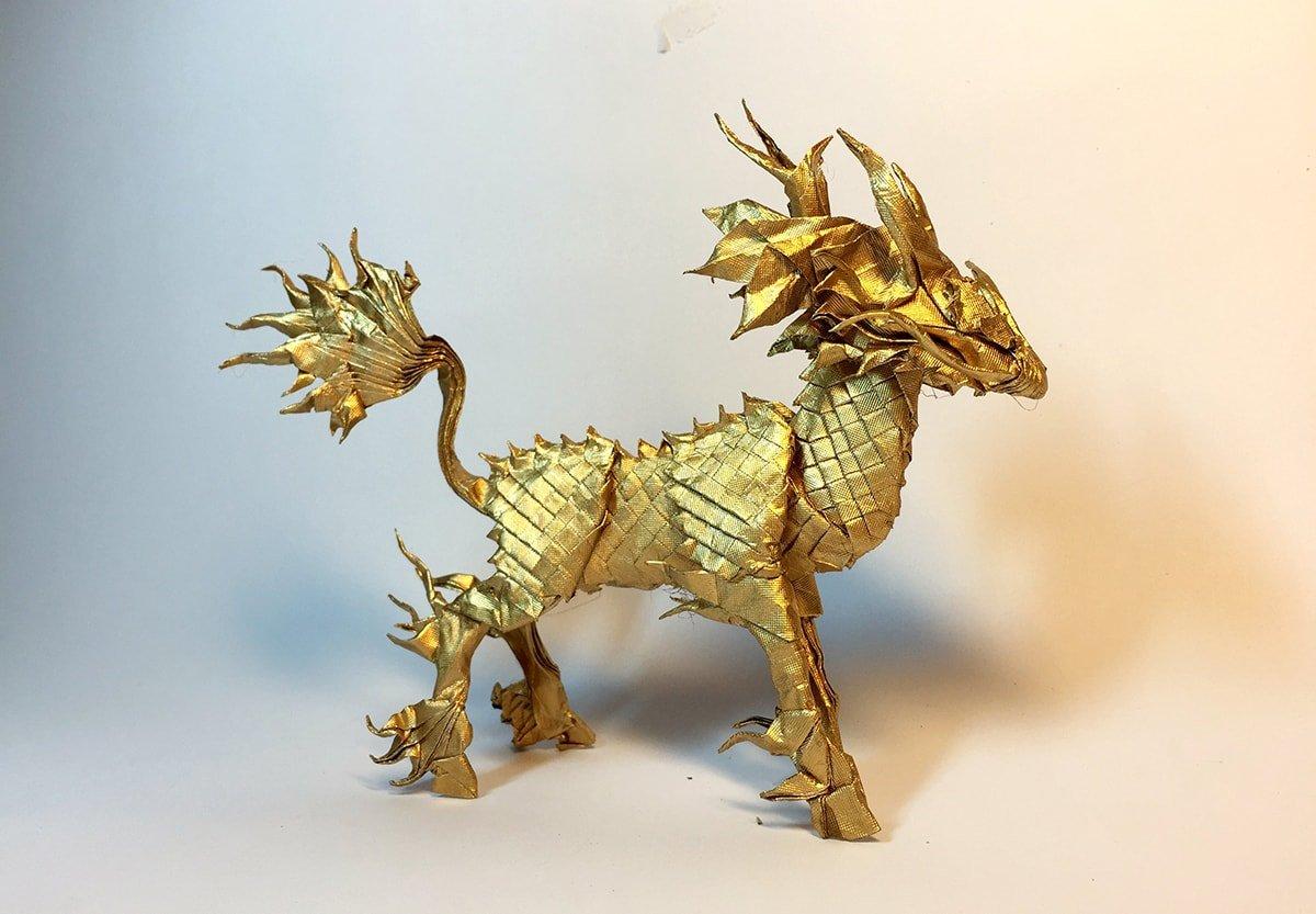 Gold Qilin
