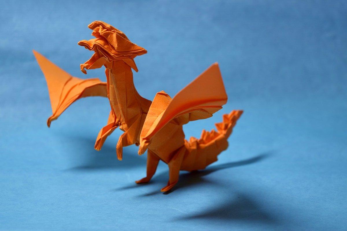 Rearing Dragon