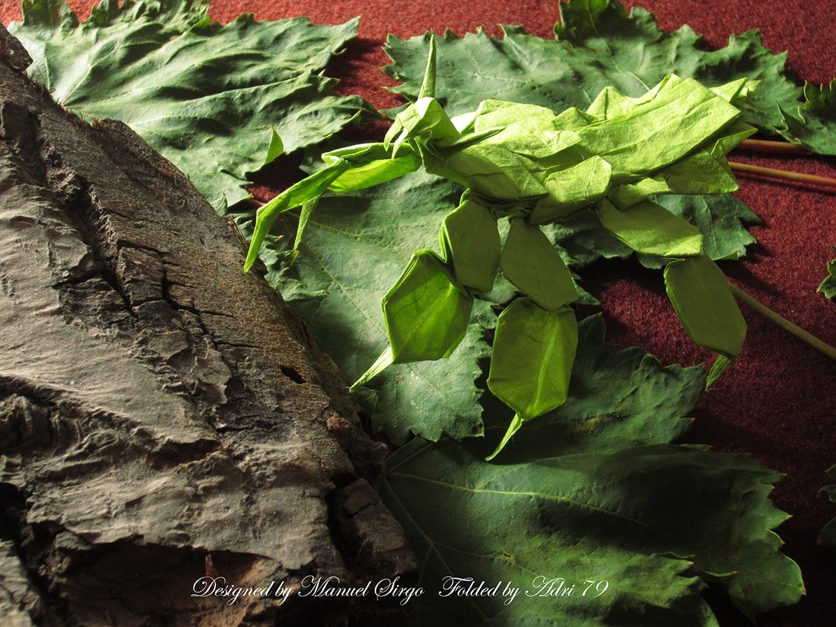 Stick Leaf