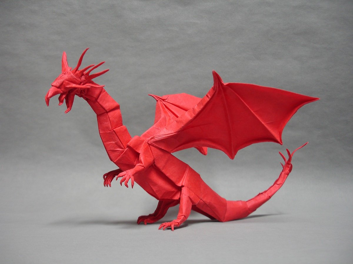 Western Red Dragon