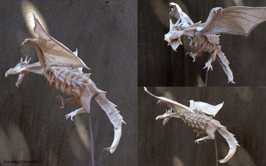 Scaled Wyvern