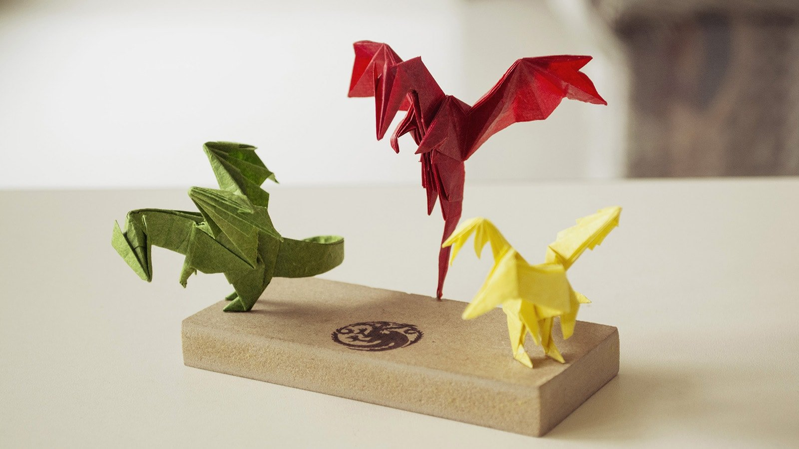 Incredible Origami Dragons That Will Set Your Heart On Fire Complex Diagrams Little