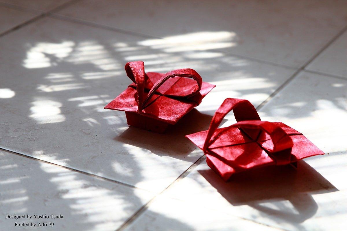 Paper Geta Shoes