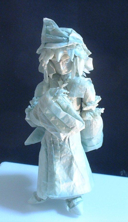 Saigyouji Yuyuko