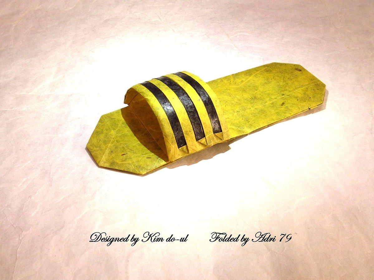 Yellow Slipper