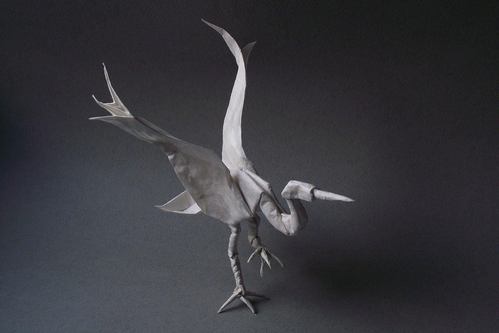Origami Migratory Birds