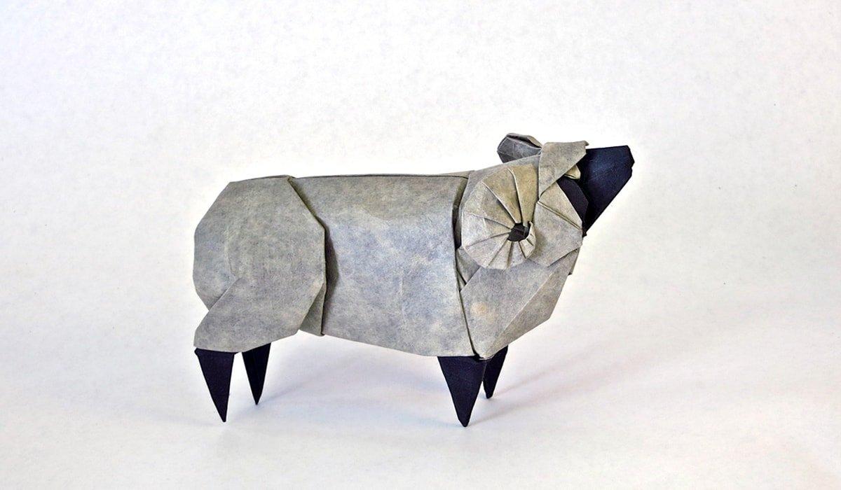 Ram by Seth Friedman (Aries)