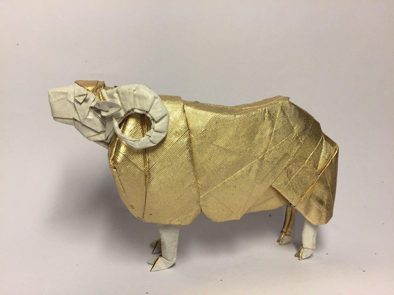 Ram by Satoshi Kamiya (Aries)