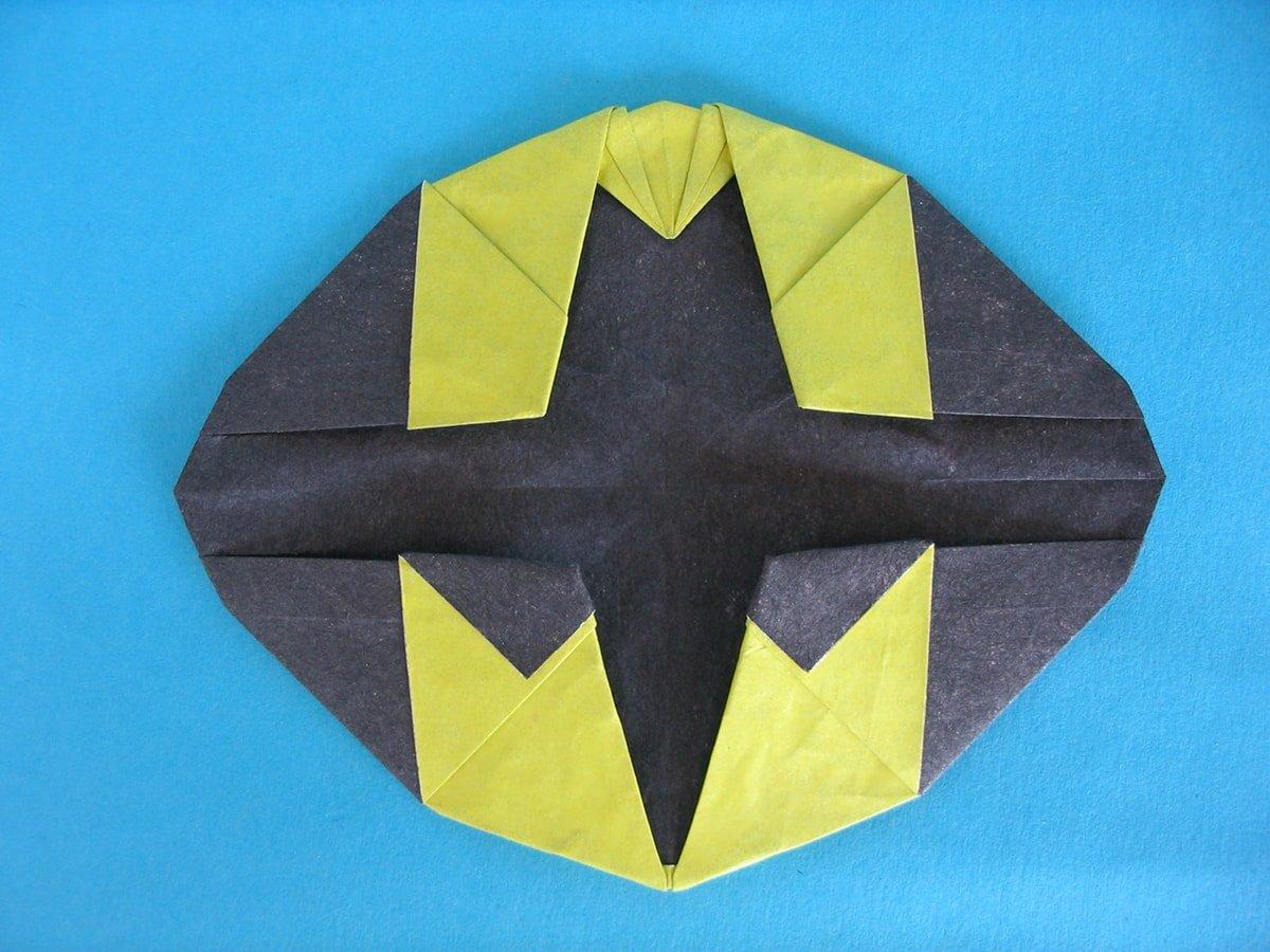 Batman Logo by Quentin Trollip