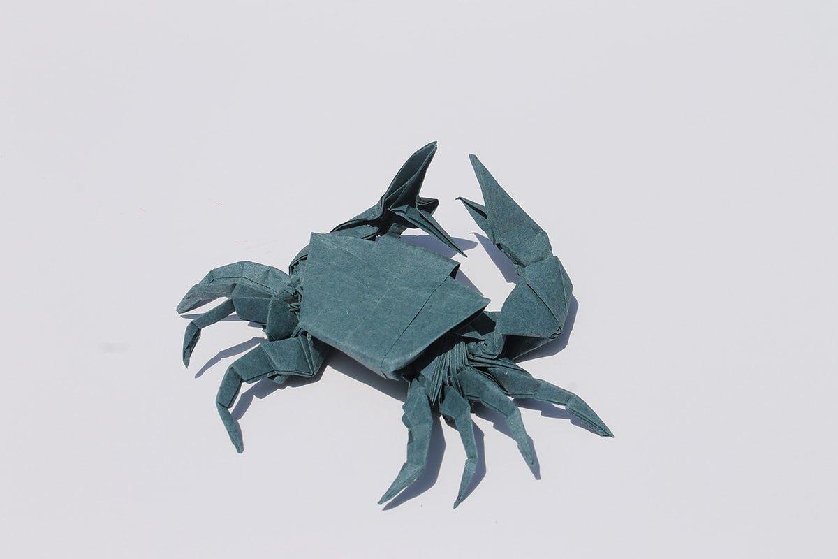 Crab by Jason Ku (Cancer)