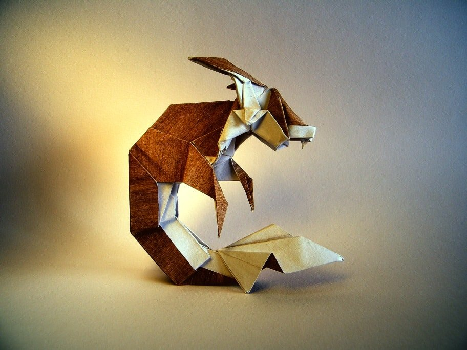 Capricorn Folded by Rui Roda