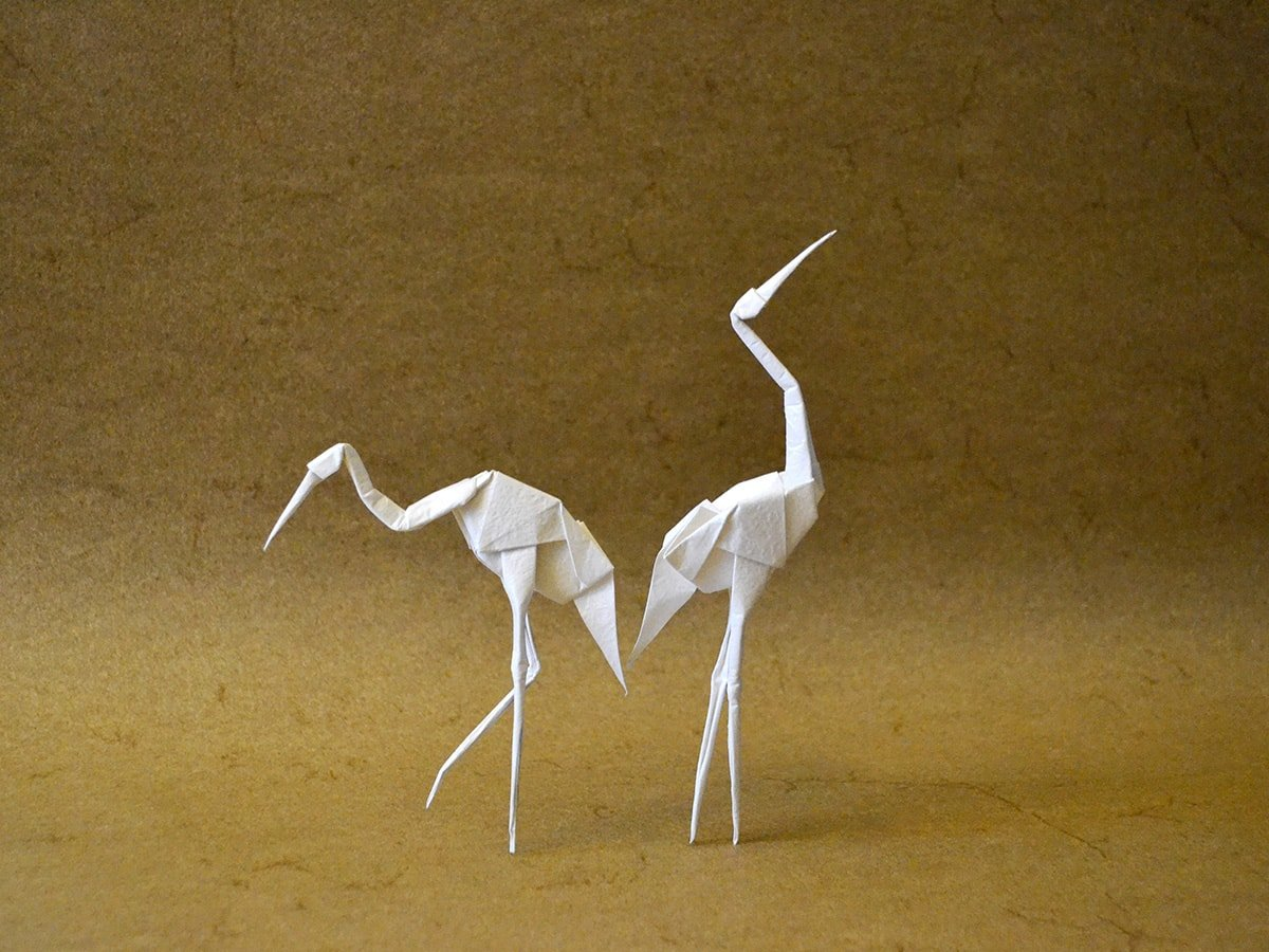 24 Beautiful Migratory Origami Birds for the #OrigamiMigration - photo#36
