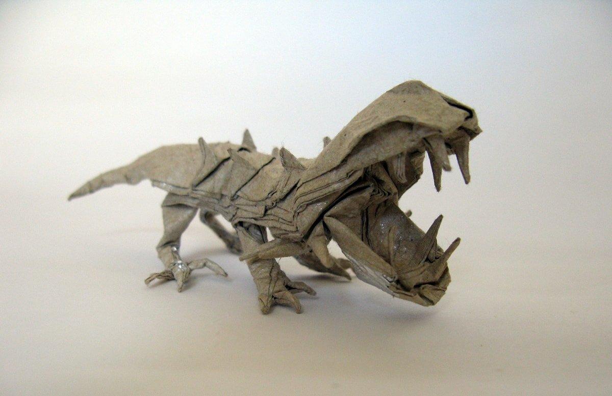 Paper Critter by Finward