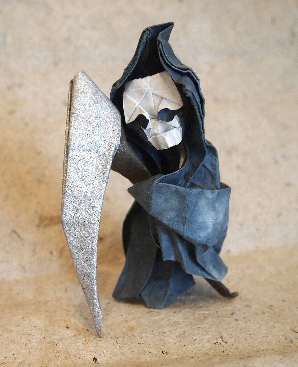 Grim Reaper by Hiroaki Kobayashi