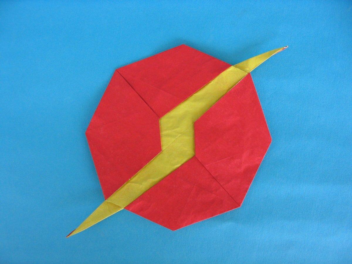 Flash Logo by Quentin Trollip