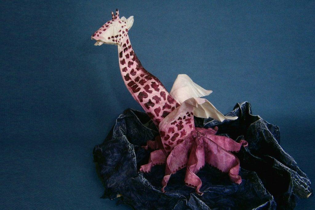 Origami Hybrid Creatures