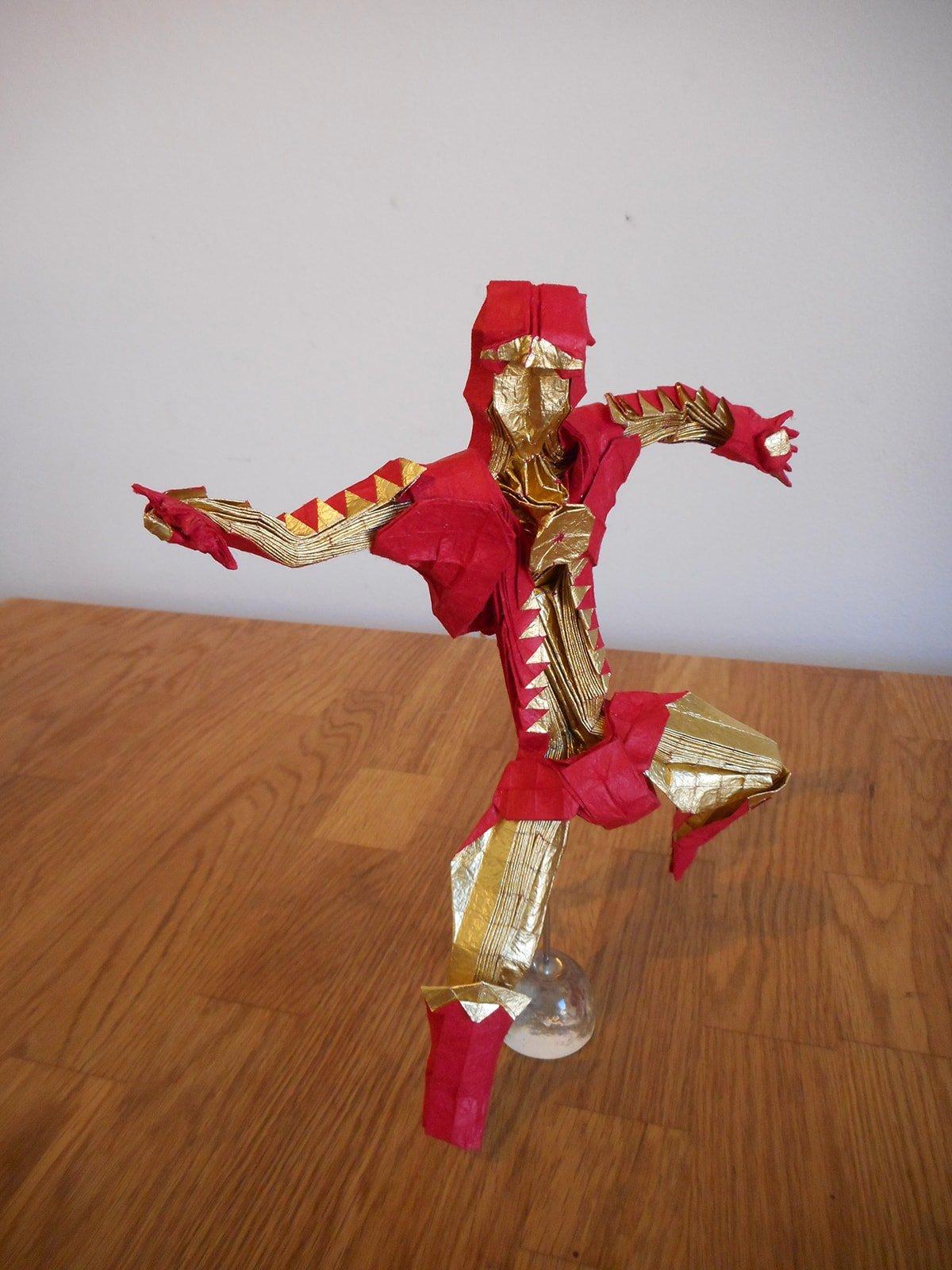 Ironman by Bart Davids