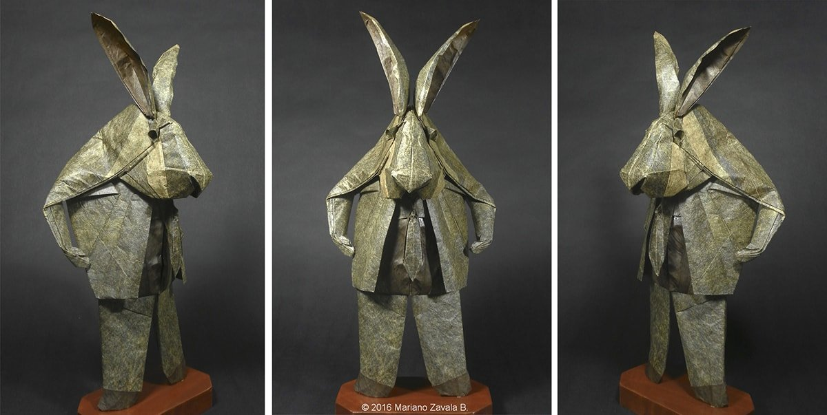 Mr. Hare by Mariano Zavala B.