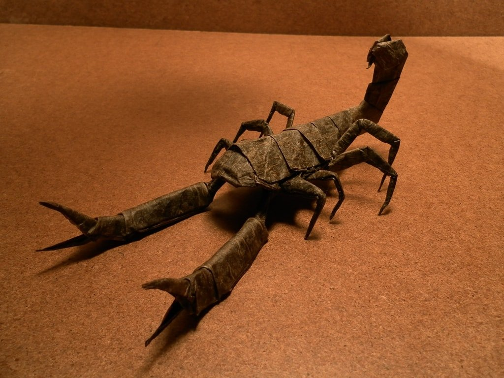 Scorpion by Tadashi Mori (Scorpio)