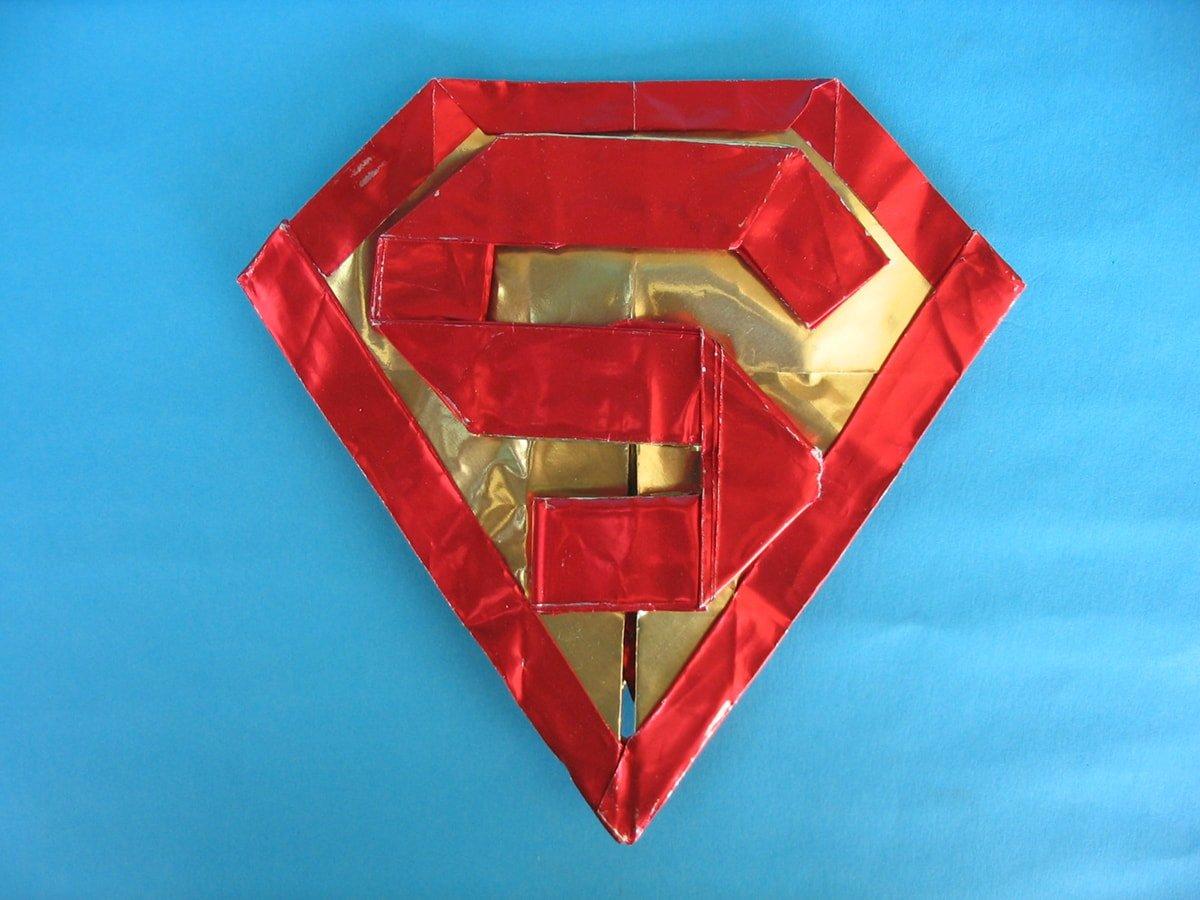 Superman Logo by Quentin Trollip