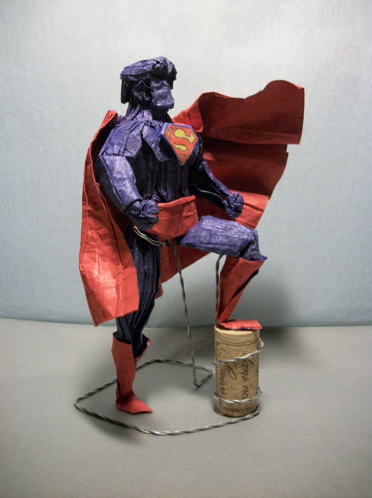 Superman by Hubert Villaneuve