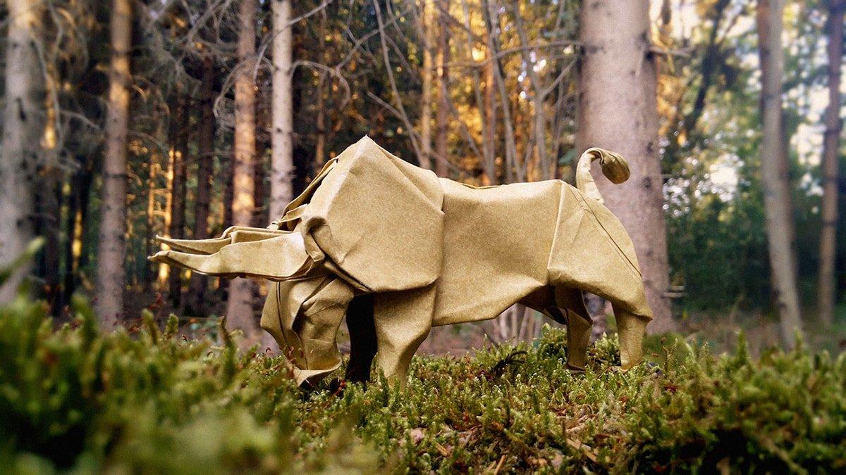 Bull by Stephan Weber (Taurus)