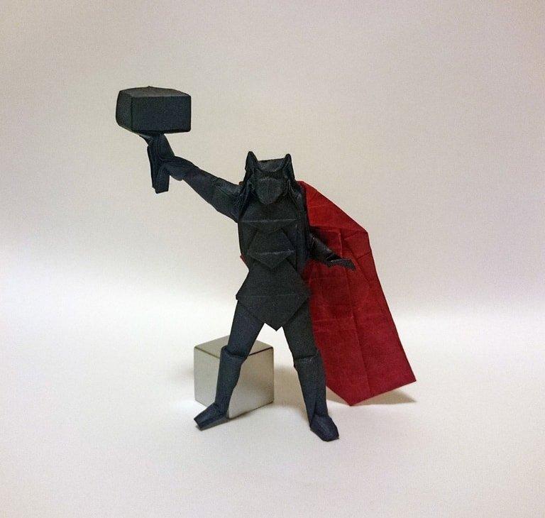 Thor Folded by Karol Kafarski