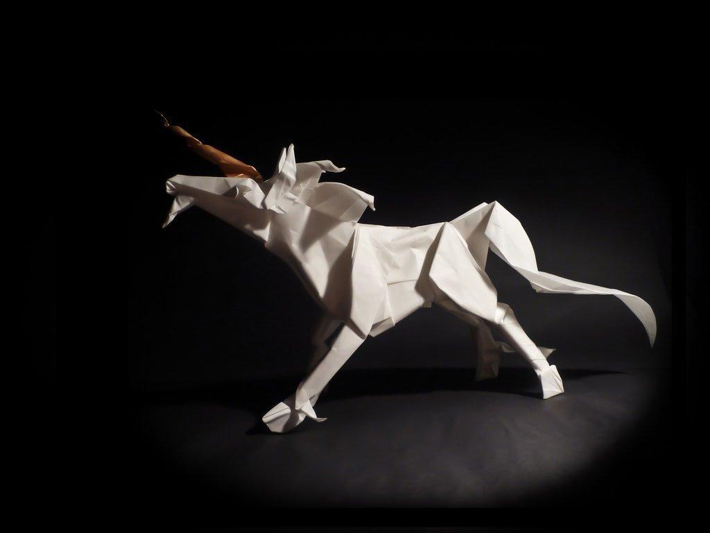 Unicorn by Satoshi Kamiya
