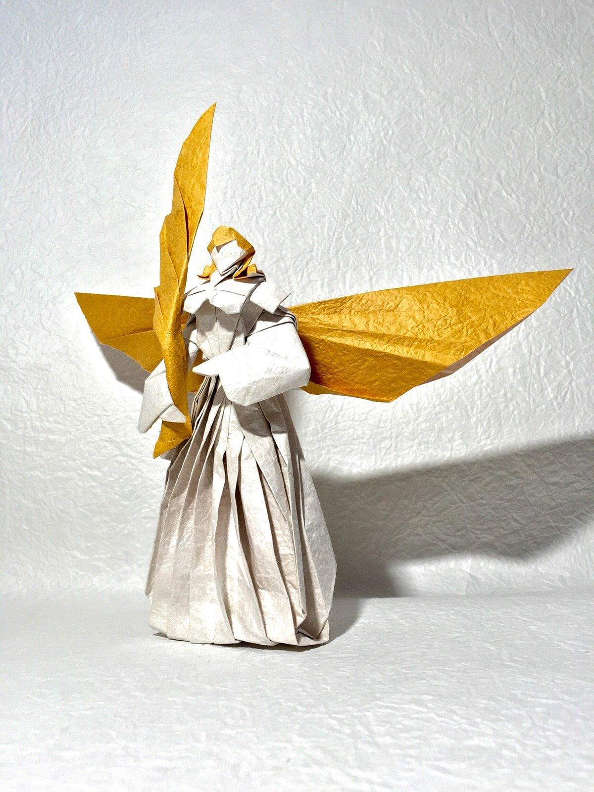 Origami Virgo