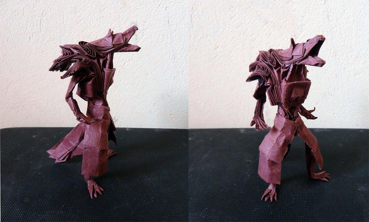 Werewolf by Tuan Pham
