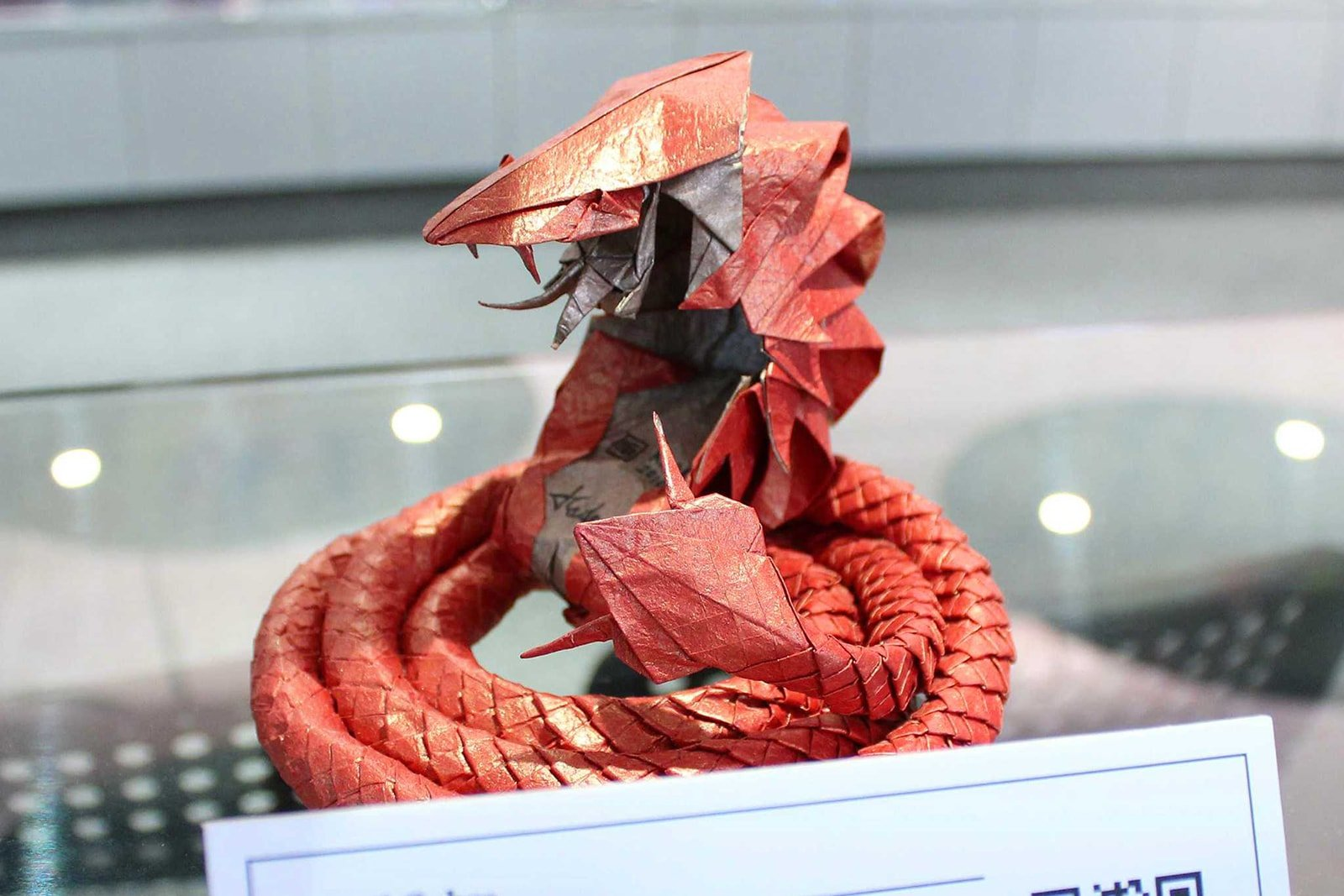 How to Make an Origami Dragon A4 Easy « Origami :: WonderHowTo | 1067x1600