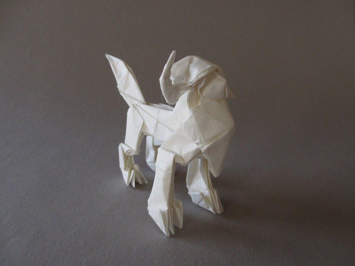 Papercraft Absol