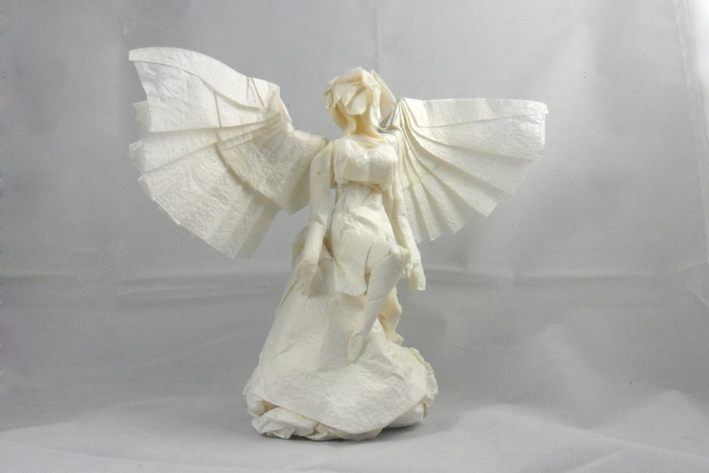 Origami Angels