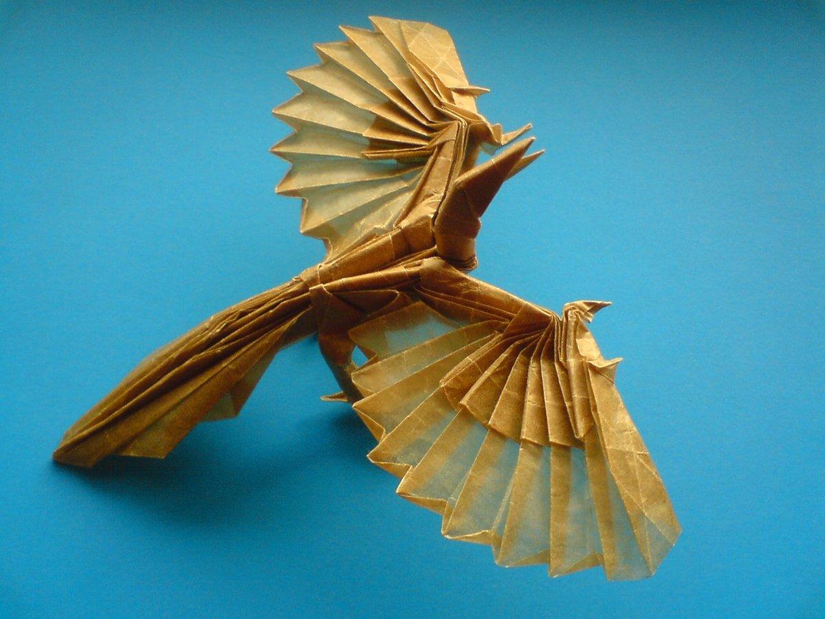 Archaeopteryx by Satoshi Kamiya