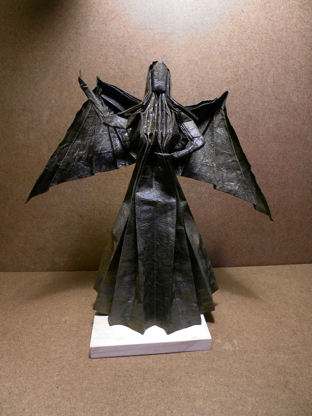Evil Angel Folded by Mariano Zavala B.