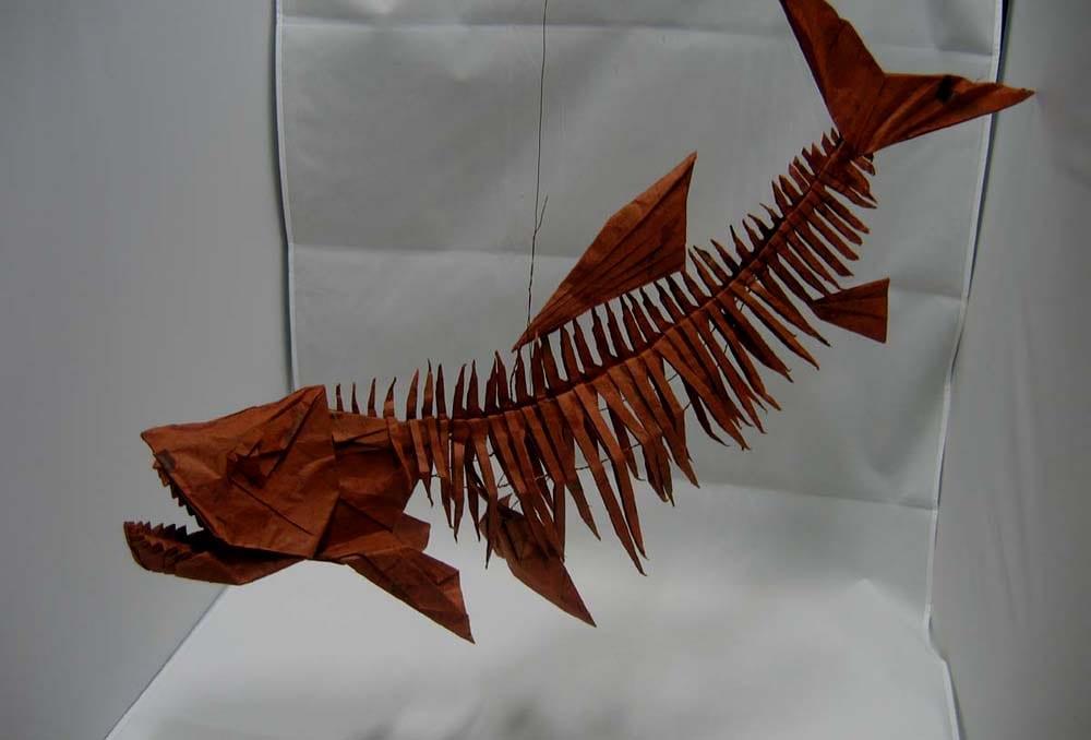 Fossil Fish by Seo Won Seon