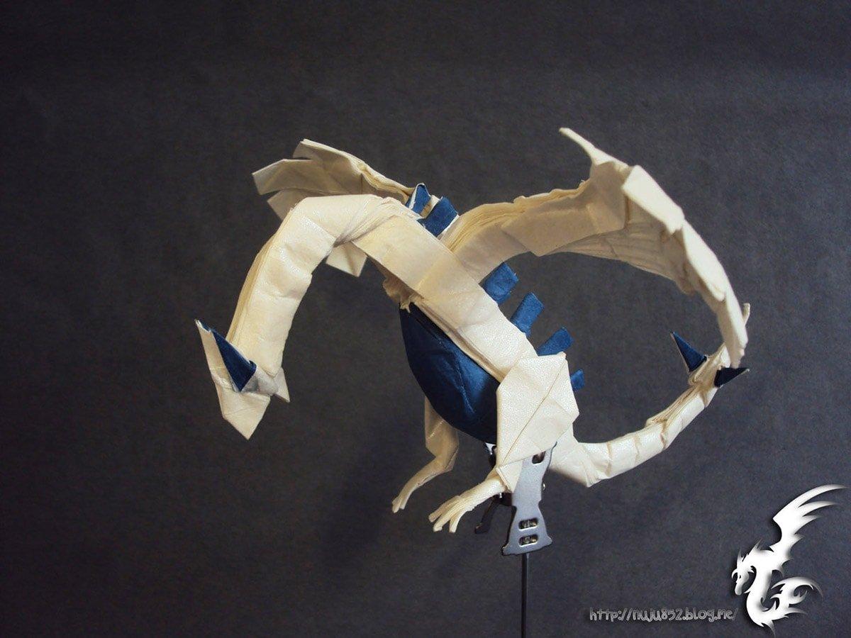 Amazing Paper Folded Lugia