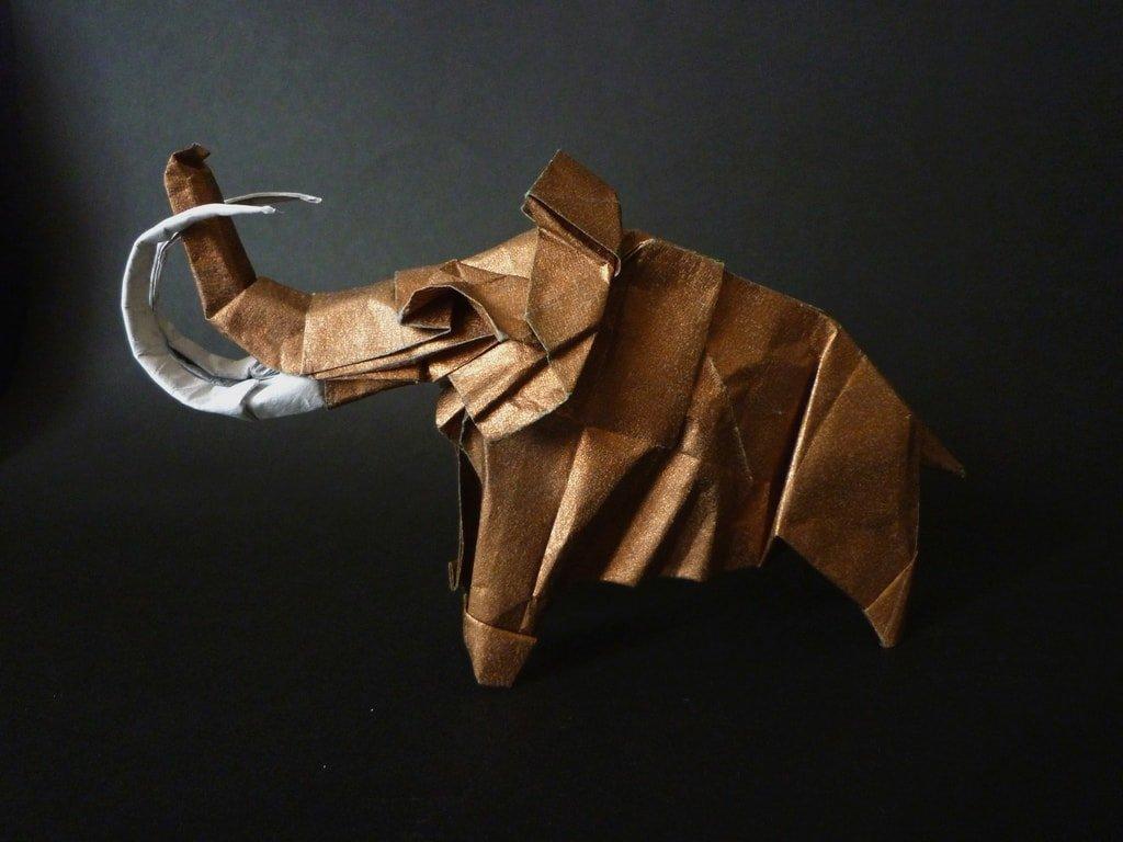 Mammoth by Satoshi Kamiya