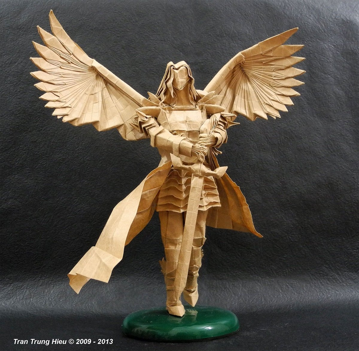 Archangel St. Michael by Tran Trung Hieu