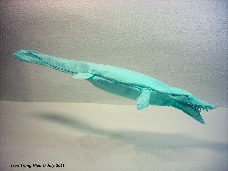 Mosasaur by Tran Trung Hieu