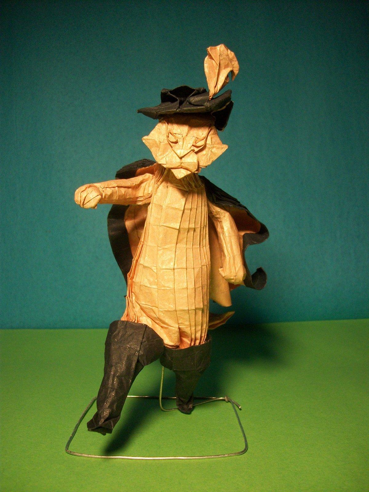 Puss in Boots by Hubert Villanueve